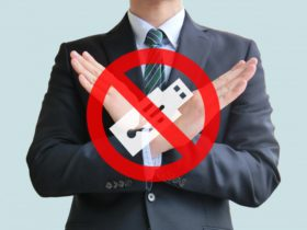 企業でUSBメモリを利用するセキュリティの危険性